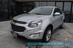 2017_Chevrolet_Equinox_1LT / AWD / Power Driver's Seat / Heated Seats / Auto Start / Bluetooth / Back Up Camera / Cruise Control / 28MPG / 1-Owner_ Anchorage AK