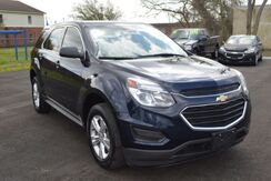 2017_Chevrolet_Equinox_LS 2WD_ Houston TX