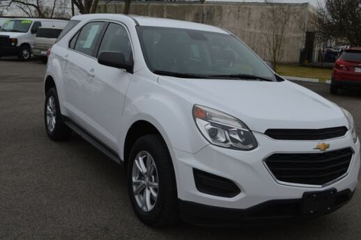 2017 Chevrolet Equinox LS AWD Houston TX