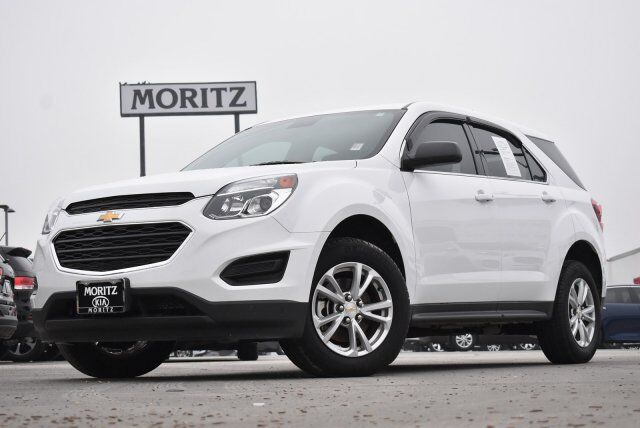 2017 Chevrolet Equinox LS Fort Worth TX