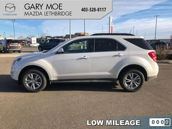 2017_Chevrolet_Equinox_LT  - Bluetooth - Air - Tilt - $166.85 B/W_ Lethbridge AB
