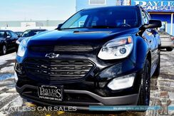2017_Chevrolet_Equinox_LT / AWD / Automatic / Heated & Power Leather Seats / Auto Start / Sunroof / Bluetooth / Back-Up Camera / 1-Owner_ Anchorage AK
