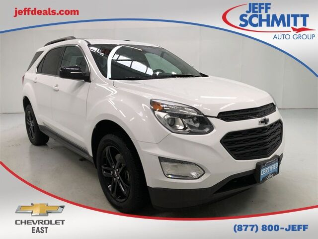 Vehicle Details 2017 Chevrolet Equinox At Jeff Schmitt East Beavercreek Auto Group