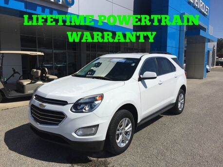 2017_Chevrolet_Equinox_LT_ Paris TN