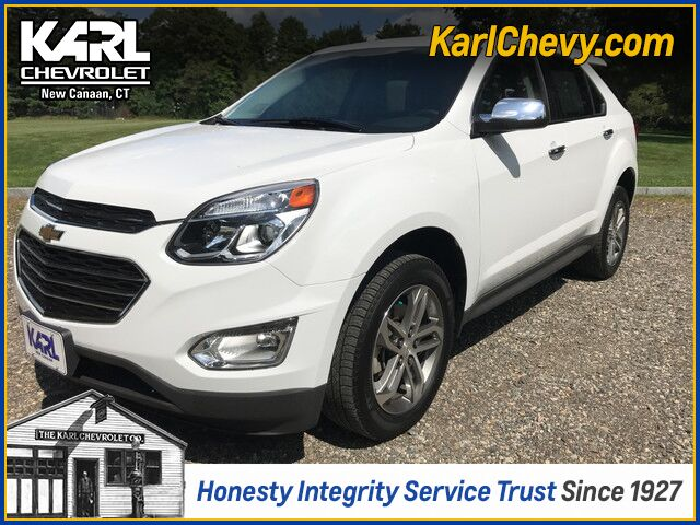 2017 Chevrolet Equinox Premier New Canaan CT
