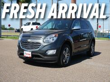 2017_Chevrolet_Equinox_Premier_ Weslaco TX