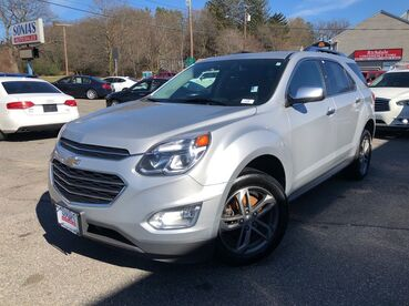 2017_Chevrolet_Equinox_Premier_ Worcester MA