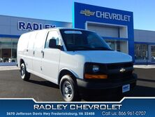 Chevrolet Express 2500 Work Van 2017