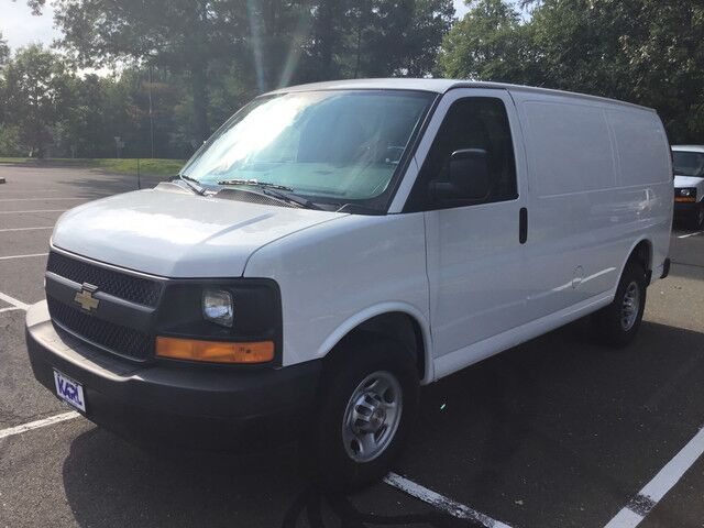 2017 Chevrolet Express Cargo Van  New Canaan CT
