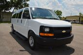2017 Chevrolet Express LS 3500 Extended