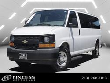 Chevrolet Express Passenger G3500 Vans 2017