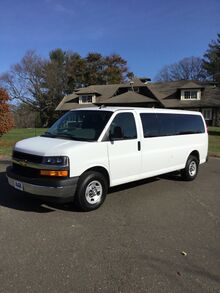 2017_Chevrolet_Express Passenger_LT_ New Canaan CT