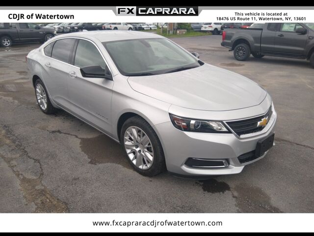 2017 Chevrolet Impala LS Watertown NY
