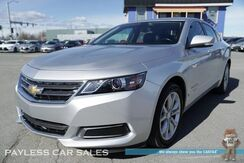 2017_Chevrolet_Impala_LT / 3.6L V6 / Leather Trimmed Seats / Bluetooth / Cruise Control / Low Miles / 28 MPG / 1-Owner_ Anchorage AK