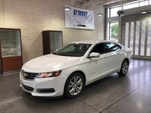 2017_Chevrolet_Impala_LT_ Little Rock AR