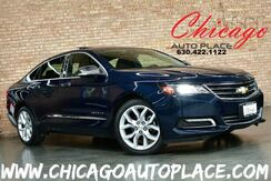 2017_Chevrolet_Impala_Premier - 3.6L V6 ENGINE FRONT WHEEL DRIVE NAVIGATION BACKUP CAMERA KEYLESS GO PANO ROOF BLACK LEATHER HEATED/COOLED SEATS BOSE AUDIO XENONS BLUETOOTH_ Bensenville IL