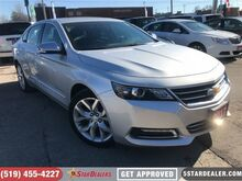2017_Chevrolet_Impala_Premier 2LZ   ONE OWNER   LEATHER   ROOF_ London ON