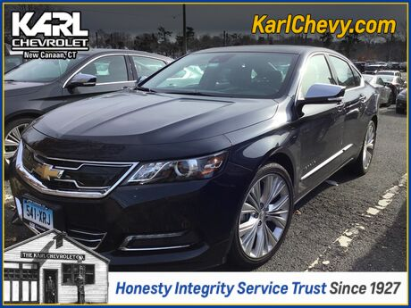 2017 Chevrolet Impala Premier New Canaan CT