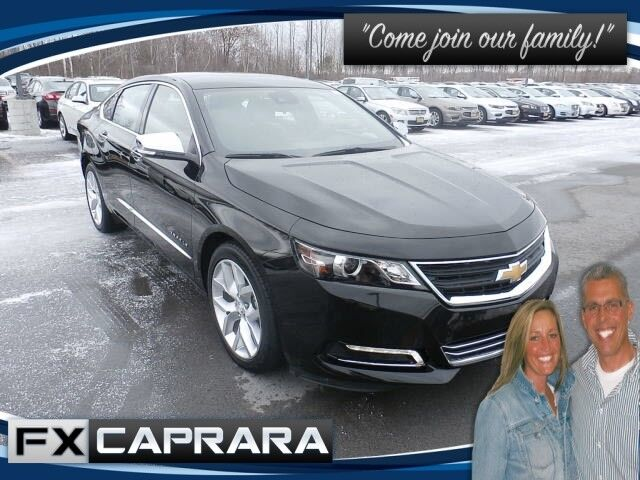 2017 Chevrolet Impala Premier Watertown NY
