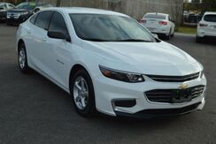 2017_Chevrolet_Malibu_LS_ Houston TX