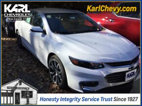2017_Chevrolet_Malibu_LT_ New Canaan CT