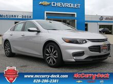 2017_Chevrolet_Malibu_LT_ Forest City NC