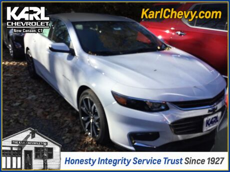 2017 Chevrolet Malibu LT New Canaan CT