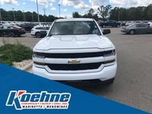 2017_Chevrolet_Silverado 1500_4WD Double Cab 143.5 Custom_ Green Bay WI