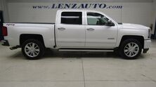 Chevrolet Silverado 1500 4x4 Crew Cab High Country: 5.3L-SHORT-NAV-MOON-REVERSE CAMERA-WIFI-BOSE-LEATHER-CD PLAYER-4X4 2017