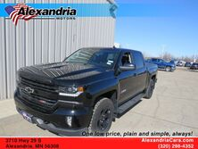 Chevrolet Silverado 1500 Crew Midnight Edition 6.2L 420HP 2017