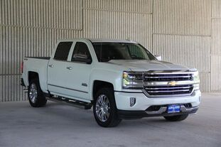 Chevrolet Silverado 1500 High Country 4X4 2017