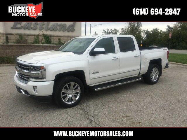 2017 Chevrolet Silverado 1500 High Country Columbus OH