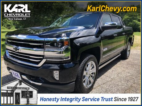 2017 Chevrolet Silverado 1500 High Country New Canaan CT