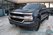 2017 Chevrolet Silverado 1500 LT / 4X4 / 5.3L V8 / Crew Cab / 20in XD Rims / Seats 6 / Bluetooth / Back Up Camera / Cruise Control / Tow Pkg / 22 MPG