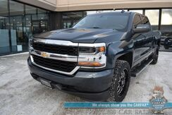 2017_Chevrolet_Silverado 1500_LT / 4X4 / 5.3L V8 / Crew Cab / 20in XD Rims / Seats 6 / Bluetooth / Back Up Camera / Cruise Control / Tow Pkg / 22 MPG_ Anchorage AK