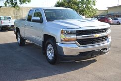 2017_Chevrolet_Silverado 1500_LT Double Cab 2WD_ Houston TX