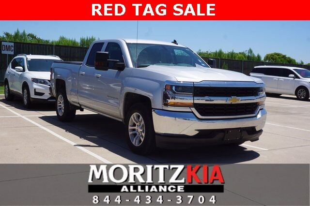 2017 Chevrolet Silverado 1500 LT Fort Worth TX