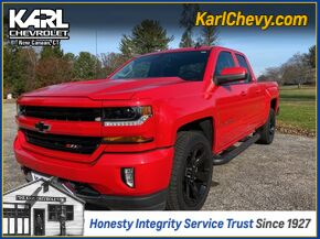 2017_Chevrolet_Silverado 1500_LT_ New Canaan CT