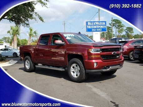 2017_Chevrolet_Silverado 1500_LT_ Wilmington NC