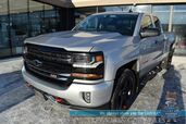 2017 Chevrolet Silverado 1500 LT / Z71 Off-Road Pkg / 4X4 / Double Cab / Auto Start / Heated Seats / Bose Speakers / Bluetooth / Back Up Camera / Bed Liner / Tow Pkg / 22 MPG / 1-Owne