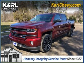 2017_Chevrolet_Silverado 1500_LTZ_ New Canaan CT