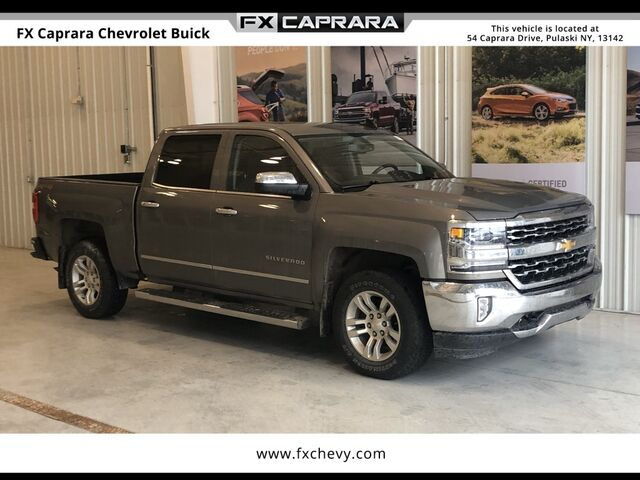 2017 Chevrolet Silverado 1500 LTZ Watertown NY