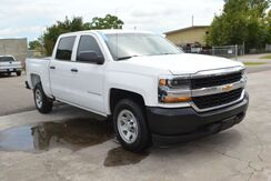 2017_Chevrolet_Silverado 1500_Work Truck Crew Cab Short Box 2WD_ Houston TX