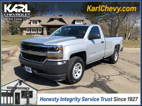 2017_Chevrolet_Silverado 1500_Work Truck_ New Canaan CT