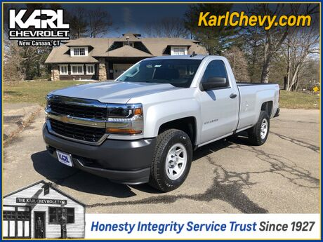 2017 Chevrolet Silverado 1500 Work Truck New Canaan CT