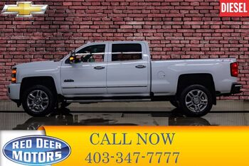 2017_Chevrolet_Silverado 2500HD_4x4 Crew Cab High Country Diesel_ Red Deer AB