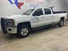2017_Chevrolet_Silverado 2500HD_FREE DELIVERY LT 4X4 Diesel Allison Camera Touch ScreenBluetooth_ Mansfield TX