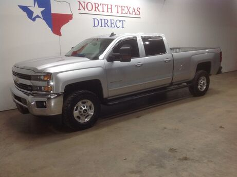 2017 Chevrolet Silverado 2500HD FREE HOME DELIVERY! LT Z-71 4x4 Crew Camera Touch Screen Mansfield TX