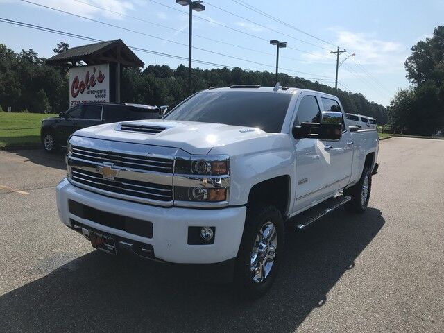 2017 Chevrolet Silverado 2500HD High Country Monroe GA