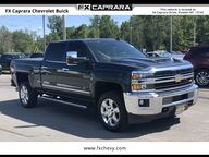 2017 Chevrolet Silverado 2500HD LTZ Watertown NY